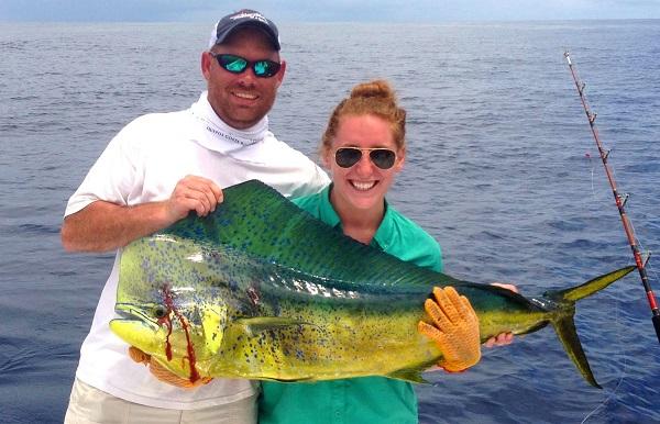 Quepos Dorado Fishing
