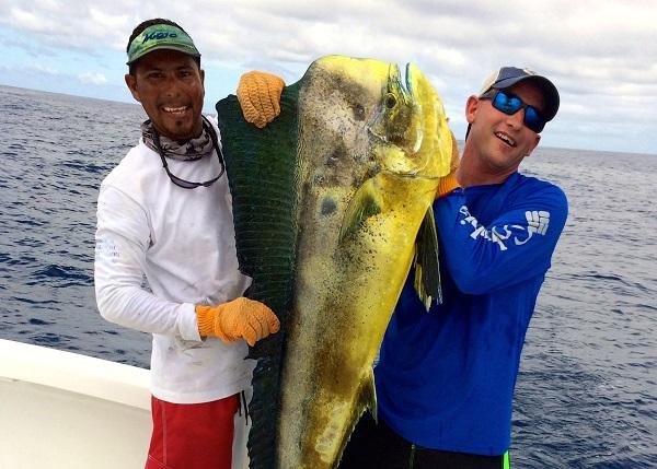 Manuel Antonio Quepos Costa Rica Fishing