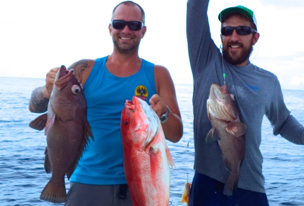 Quepos snapper fish Fishing