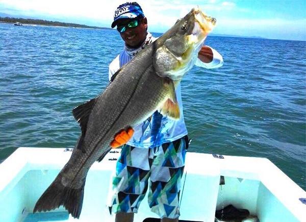 Quepos Snook Fishing 2016