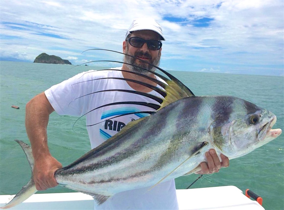 Quepos Charter Fishing Roosterfish