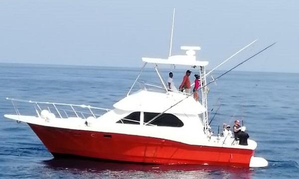 Costa Rica FAD Fishing Charter
