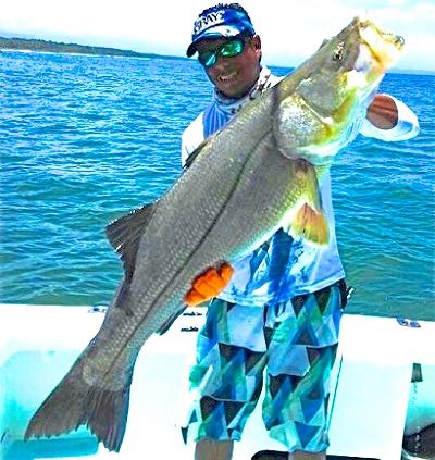Quepos Inshore Fishing Captain