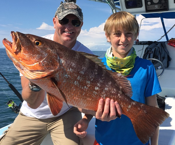 Costa Rica Dogtooth Snapper Quepos Fish