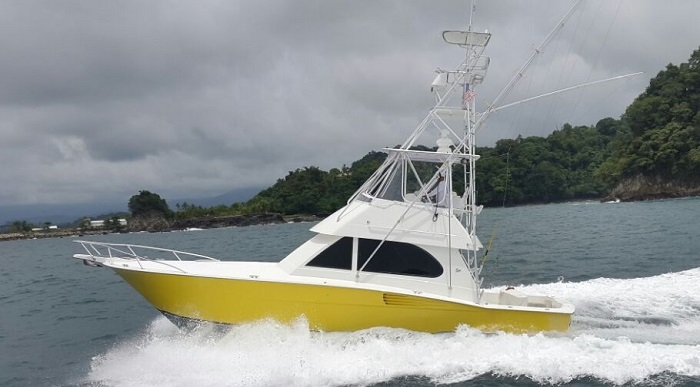 Costa Rica FAD Fishing Charter