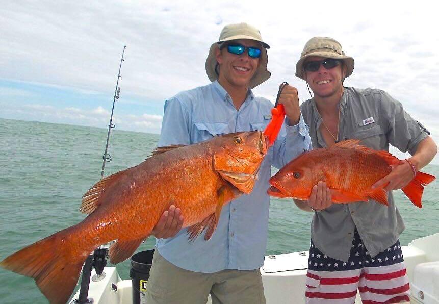 Quepos Manuel Antonio Snapper Fishing Charter