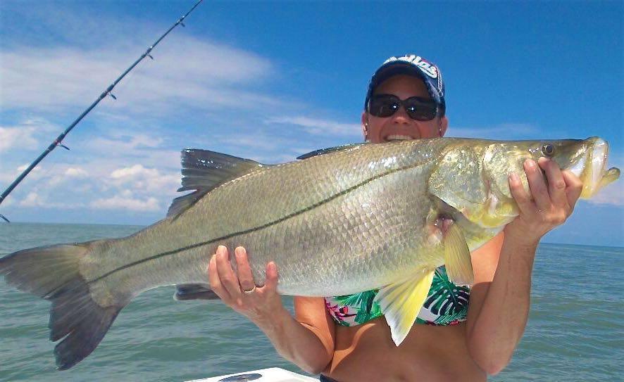 Quepos Snook Fishing Charter