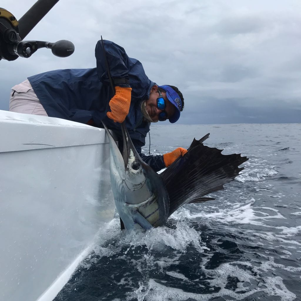 Quepos Sailfish Fishing Charter