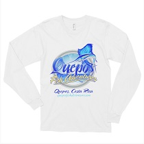 Quepos Charter Fishing Shirt