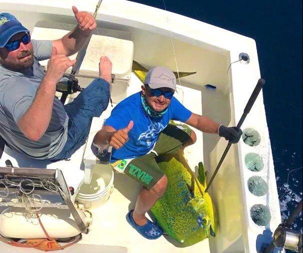 Costa Rica Offshore Charter Dorado Quepos