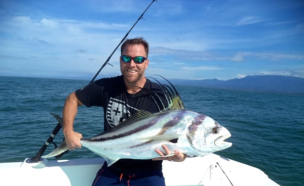 Quepos Roosterfish Fishing Report August 2014
