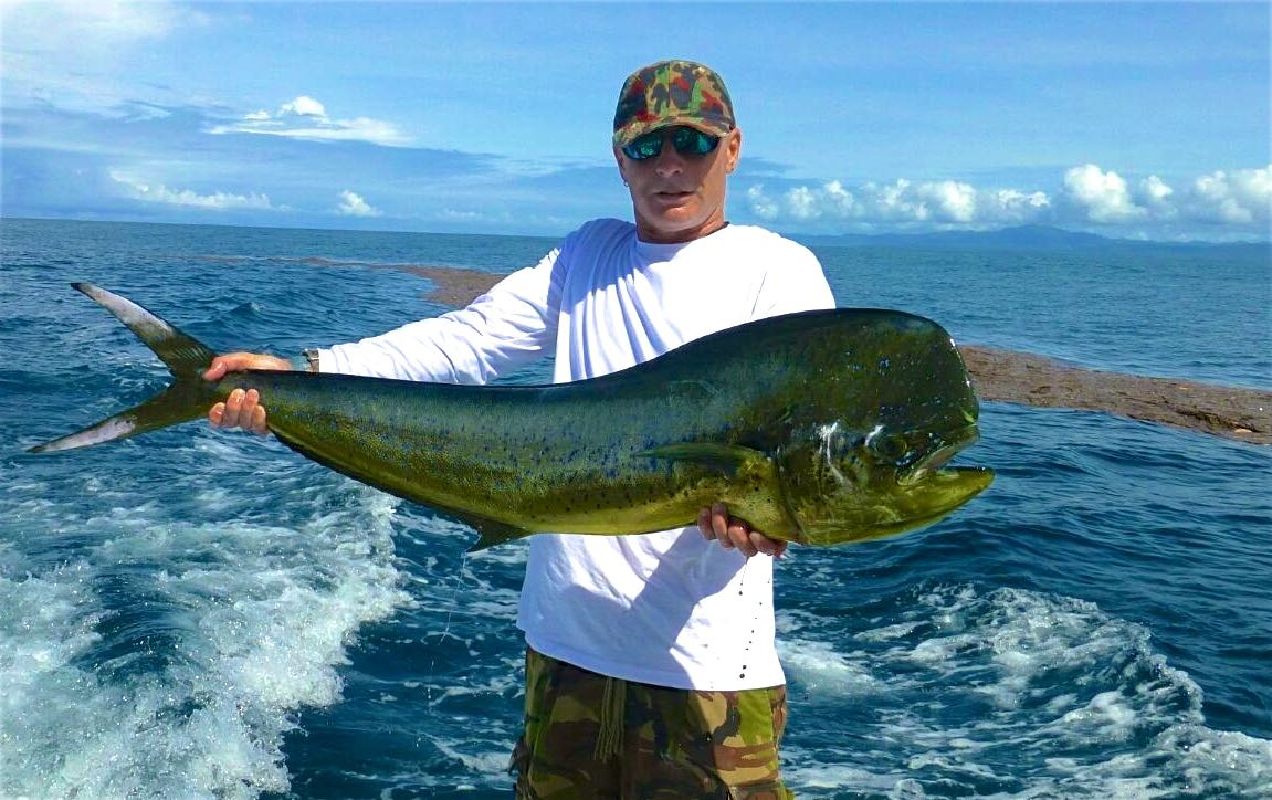 Quepos Fishing Bull Dorado