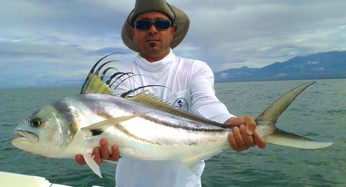 Quepos Fishing Roosterfish Inshore Charter