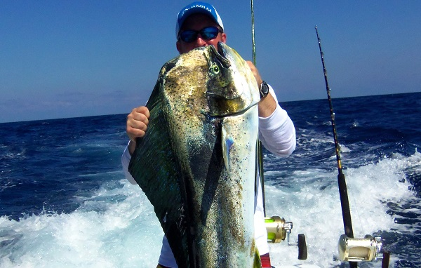 Quepos fishing report history costa rica fishing report for Quepos fish adventure