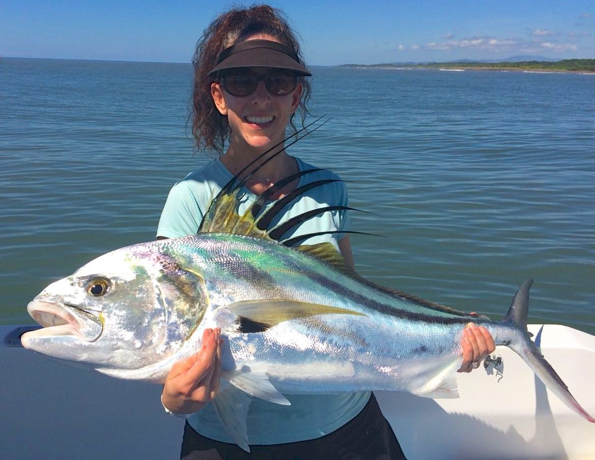 Roosterfish Fishing Quepos Costa Rica