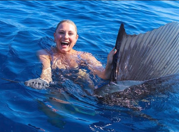 Marina Pez Vela Charter Fishing Sailfish