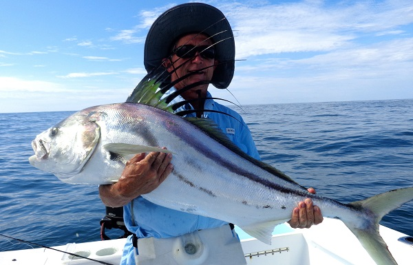 Quepos Inshore Fishing Report 2014