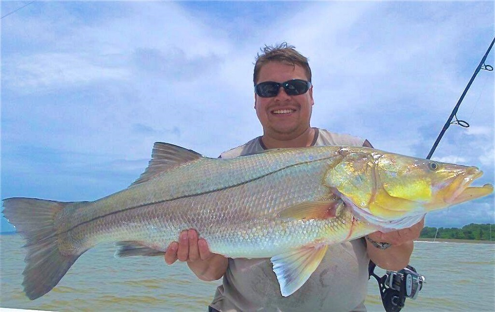 Quepos Snook Inshore Charter Fishing