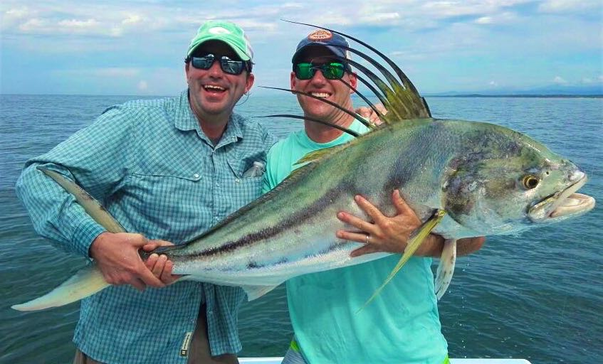 Quepos Costa Rica Roosterfish