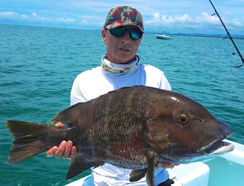 Quepos Costa Rica Fishing Snapper