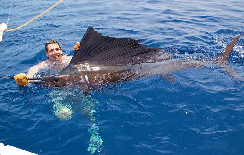 Quepos Sailfish Fishing Costa Rica