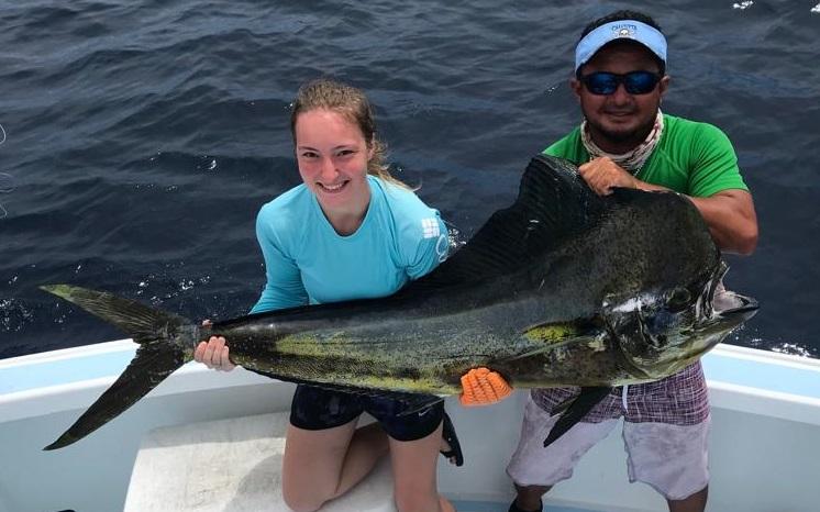 Quepos Dorado Fishing Costa Rica
