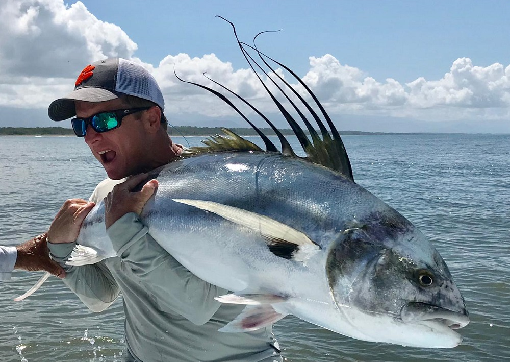 Quepos Inshore Fishing Charter for Roosterfish
