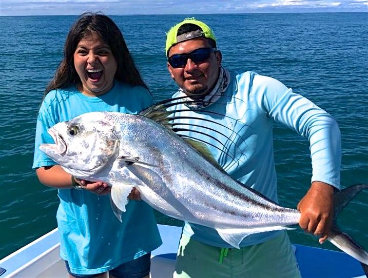 Quepos Roosterfish Charter Inshore 2019