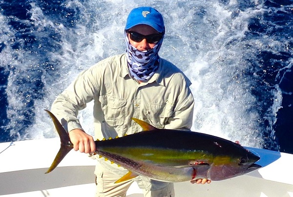 Quepos Costa Rica Fishing Tuna