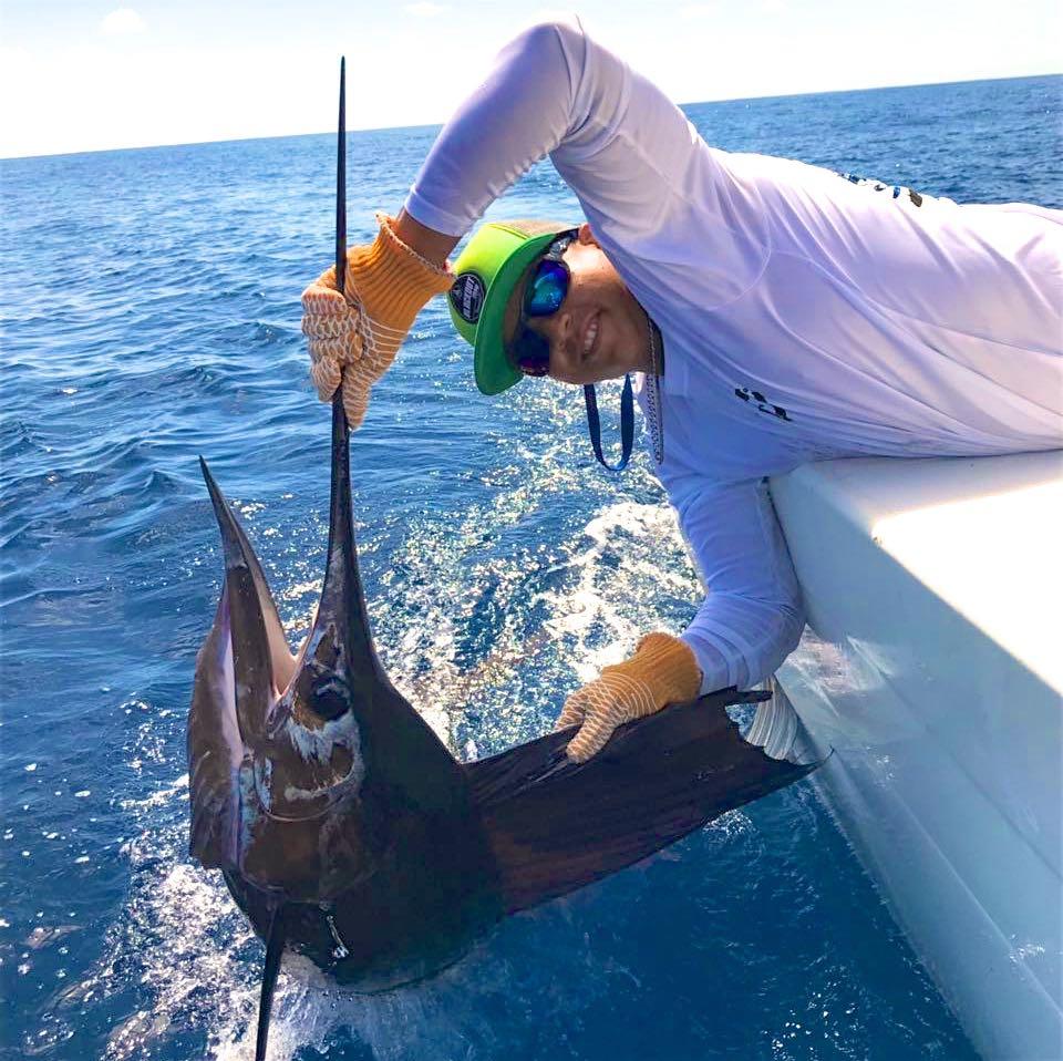 Quepos Fishing Charter Sailfish Costa Rica