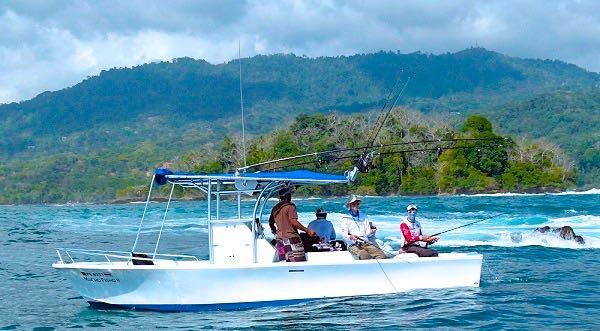 Quepos Inshore Fishing Charter