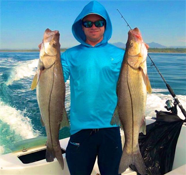 Quepos Fishing Snook