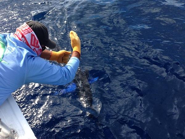 Costa Rica COVID Fishing