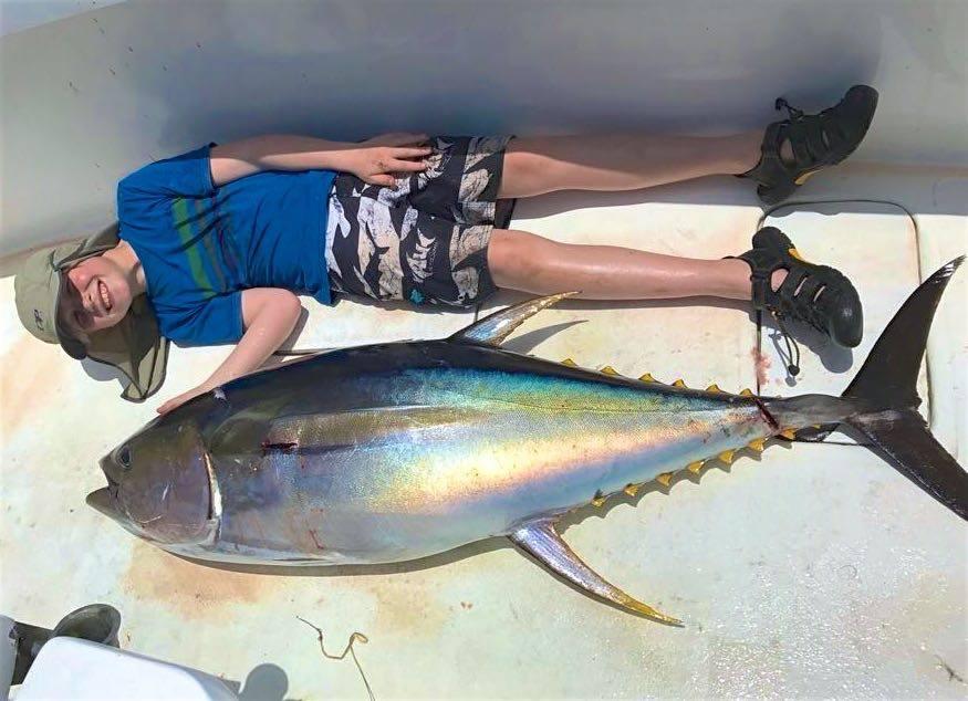 YellowFin Tuna Quepos Manuel Antonio Costa Rica