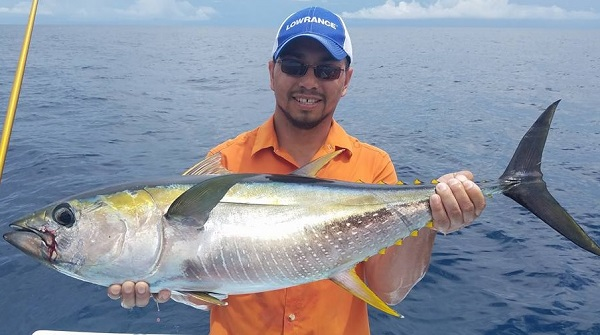 2016 Quepos Fishing Charter Boat