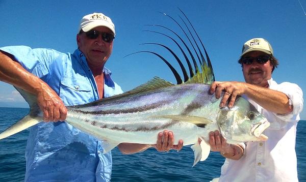 Quepos Seabass fish Fishing