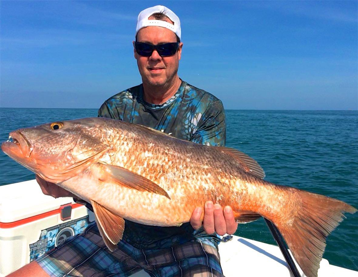 Quepos Inshore Fishing Cubera Charter Boat
