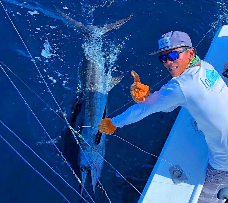Quepos Fishing Report Sailfish