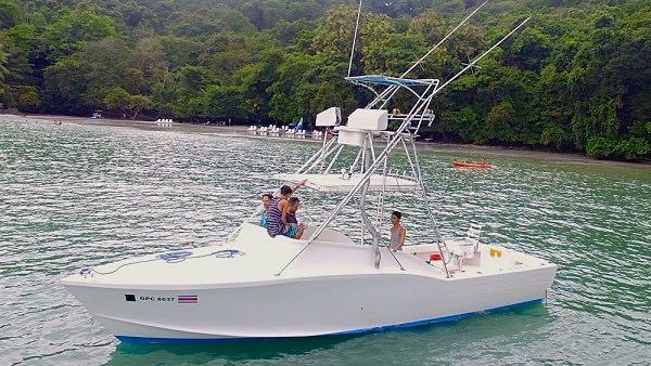 Costa Rica Quepos Charter