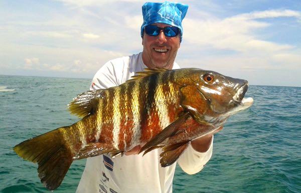 Quepos Inshore Fishing Snapper 2016