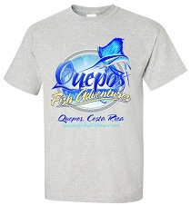 Quepos Sportfishing Shirt